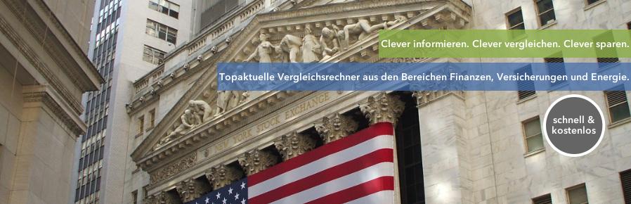 DasBörsen- und Vergleichsportal