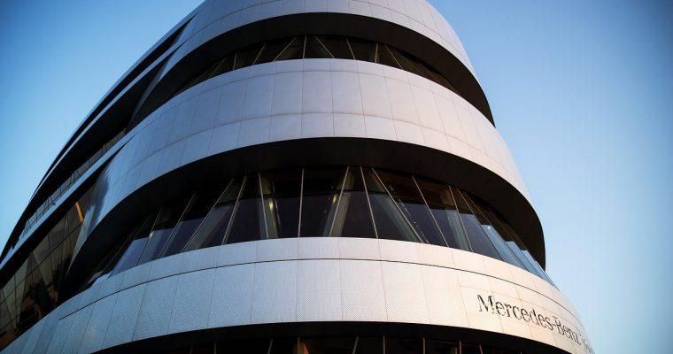 Der Autobauer Daimler enteilt dem Corona-Tief