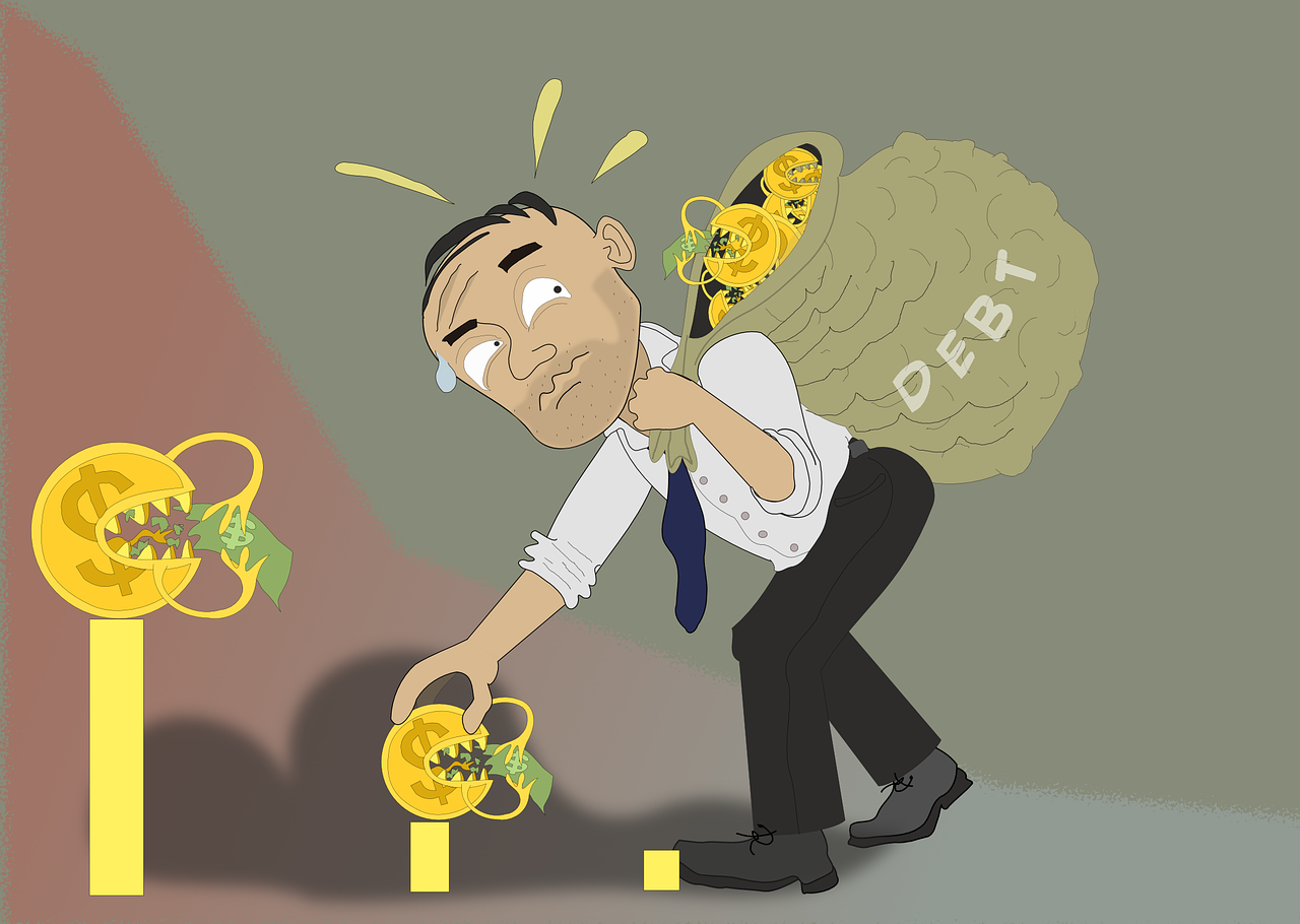 Arbeitslos durch Corona: Geldsorgen mit Kredit